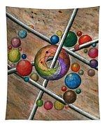 Orbital Ker Plunk  Tapestry
