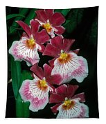 Orchid Group Tapestry