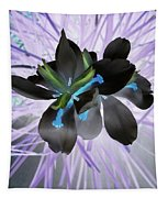 Orchid Inverted Tapestry