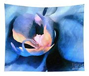 Orchid Lullaby Tapestry