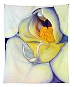 Orchid Mouth Tapestry