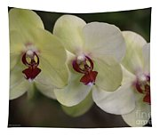 Orchid White Trio Tapestry