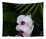 Orchids #1 Tapestry