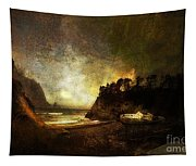 Oregon Beach Tapestry