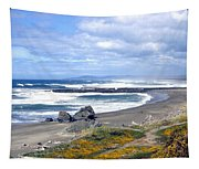 Oregon Coast Tapestry