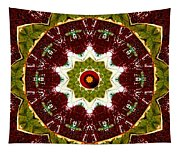 Organic Popart Tapestry