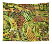 Organical Mechanical Tapestry