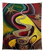Organo Gold Tapestry