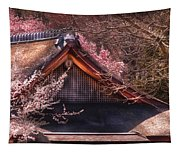 Orient - Shofuso House Tapestry