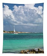 Orient Beach Catamaran Tapestry