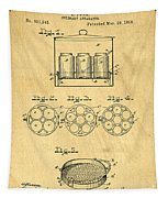 Original Patent For Canning Jars Tapestry