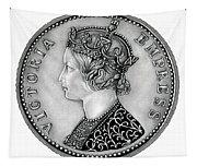 Original Silver Victoria Empress Tapestry