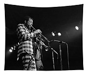 Ornette Coleman On Trumpet Tapestry