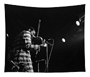 Ornette Coleman On Violin Tapestry