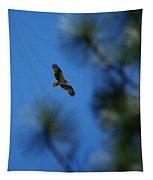 Osprey In Flight 8 Tapestry