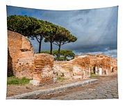 Ostia Antica - Strolling The Decuman Tapestry