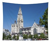 Our Lady Cathedral Antwerp Tapestry
