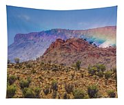 Outback Rainbow Tapestry