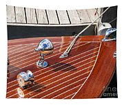 Outboard Runabout Tapestry
