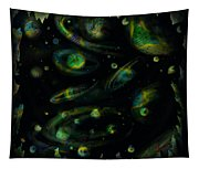 Outer Space Dreams Tapestry