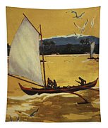 Outrigger Off Shore Tapestry