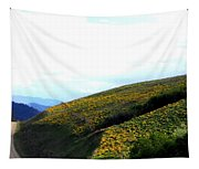 Over Hill And Dale Tapestry