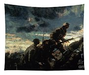 Over The Top Tapestry