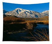 Owens River Valley Bishop Ca Tapestry