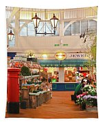 Oxford's Covered Market Tapestry