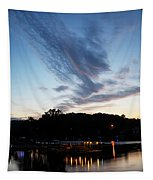 Ozark Sunrise 6 Tapestry