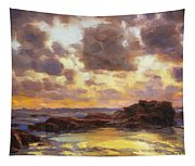 Pacific Clouds Tapestry