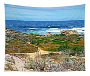 Pacific Pathway Tapestry