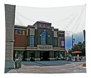 Pack Place Asheville Tapestry