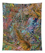 Paint Number 26 Tapestry