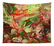 Paint Number 48 Tapestry