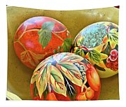 Painted Balls Tapestry