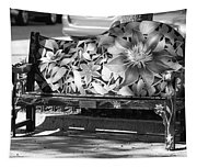 Painted Bench Tapestry
