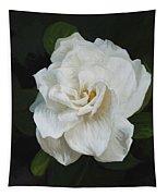 Painted Gardenia Tapestry
