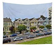 Painted Ladies Tapestry