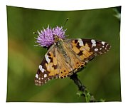 Painted Lady Tapestry