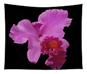 Painted Orchid Tapestry