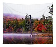 Painted Trees Tapestry