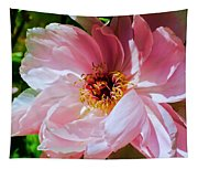 Painted Velvet Petals Tapestry