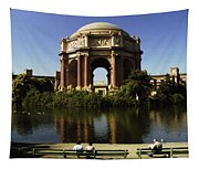 Palace Of Fine Arts Sf 2 Tapestry