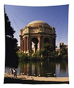 Palace Of Fine Arts Sf Tapestry