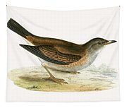 Pale Thrush Tapestry