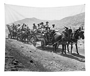 Palestine Colonists, 1920 Tapestry