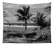 Palm Beach Road Trip Tapestry