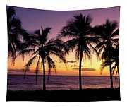 Palm Horizons Tapestry