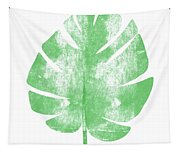 Palm Leaf- Art By Linda Woods Tapestry